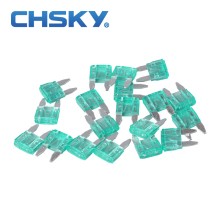 20PCS  with the high quality min auto fuse 30A min car fuse blade 12V S11