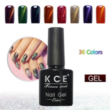 BGVfive Gel polish 10ml Magnetic 3D Multicolor Choice Bright Fashionable Long-lasting Low Smell UV Gel(China)