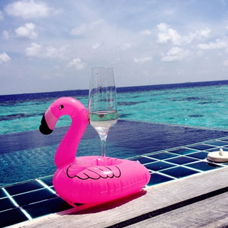 Mini Inflatable Flamingo (12)