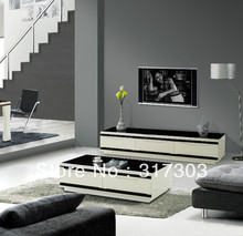 glass tables, coffe table, stainless steel foot,  Toughened glass, simple design, fashional , TV TABLE TV022