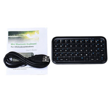 Newest Best Price Mini Bluetooth Wireless Keyboard For iPad-Laptop PC Android Tab PS3 BK Free Shipping H1T07
