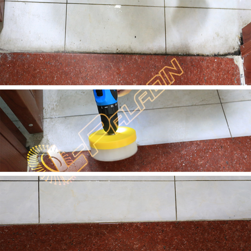 Tool for removing tile floor