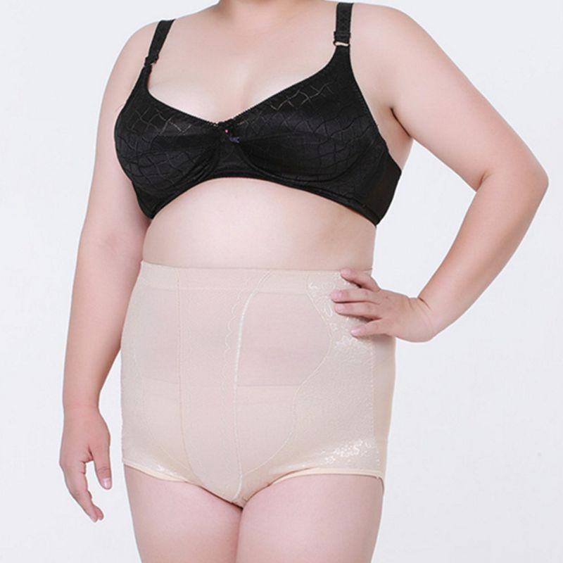 Plus Size Women Panties Body Shaper Beauty High Waist Girdle Pants Breathable Sexy Underwear Women Butt Lifter Slimming Belt 8