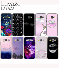 Lavaza 563E Hard Case for Samsung Galaxy A3 A5 A7 A8 J5 J7 Grand 2 j3 j5  Prime Note 2 3 4 5 2017 2016 2015 And Planets Space