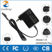 Power supply notebook charger ac laptop adaptor 12v 2.58a 1625 AC/DC Adapter for Microsoft Surface Pro 3(China)