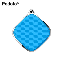 Podofo Mini Vehicle GSM GPRS Tracker SOS Alarm Personal GPS Tracker Realtime Locator For Car Olds Kids Children Pets Cats Dogs(China)