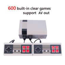 AV Out Retro Classic handheld game player Family TV video game console Childhood Built-in 600 Games AV output mini Console