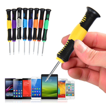 Universal 19 in 1 Multi Type Head Precise Screwdrivers Set Kit Cell Phone Opening Pry Repair Tool #LO