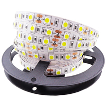 5050 Strip Led light 5M 60led SMD Flexible DC12V Non-waterproof ribbon tape indoor decoartion 7 colors quality product TR(China)