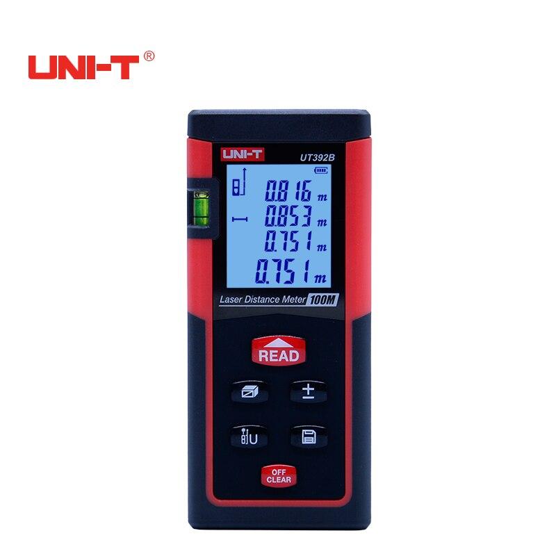 UNI-T UT392B Digital Laser Distance Mete100M Laser Range finder Digital range finder Measure Area/volume Tool with high quality<br>