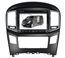 MTK3360 faster speed 512Mb RAM WINCE 6.0 car DVD player 1080P gps fit for HYUNDAI H1 Grand Starex H-1 Travel H-1 Cargo iLOAD