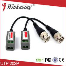 30PCS/15PAIRS  UTP CCTV BNC video Balun cctv camera Transceivers CCTV spare parts video balum for camera and DVR FREE SHIPPING