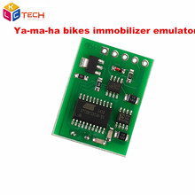 5pcs/lot High Quality immobilizer emulator For Yamaha bikes, Motorcycles, scooters 2006-2009