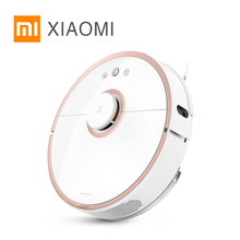 2017 New Original Xiaomi MI Robot Vacuum Cleaner roborock s50 for Home Automatic Sweeping Dust Sterilize Mop Smart Planned WIFI(China)