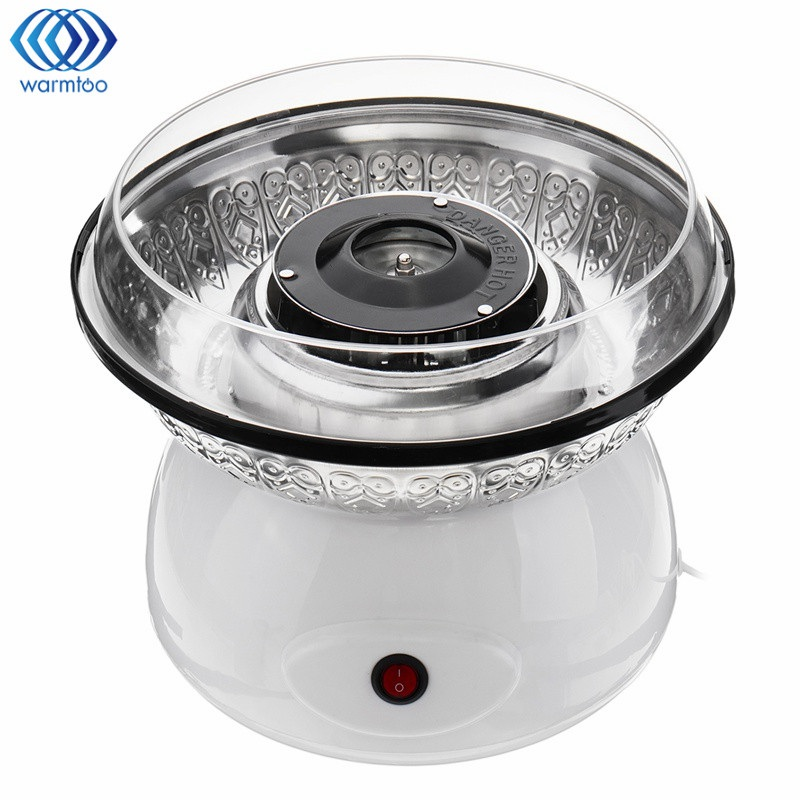Cotton Candy Maker 306 Stainless Steel Household DIY Sugar Machine Sweet Floss Food Processors Machine Kids Gift<br>