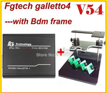 V54 FGTech Galletto 4 Master BDM-OBD Function+BDM FRAME Table Adaptor,DHL Free(China)