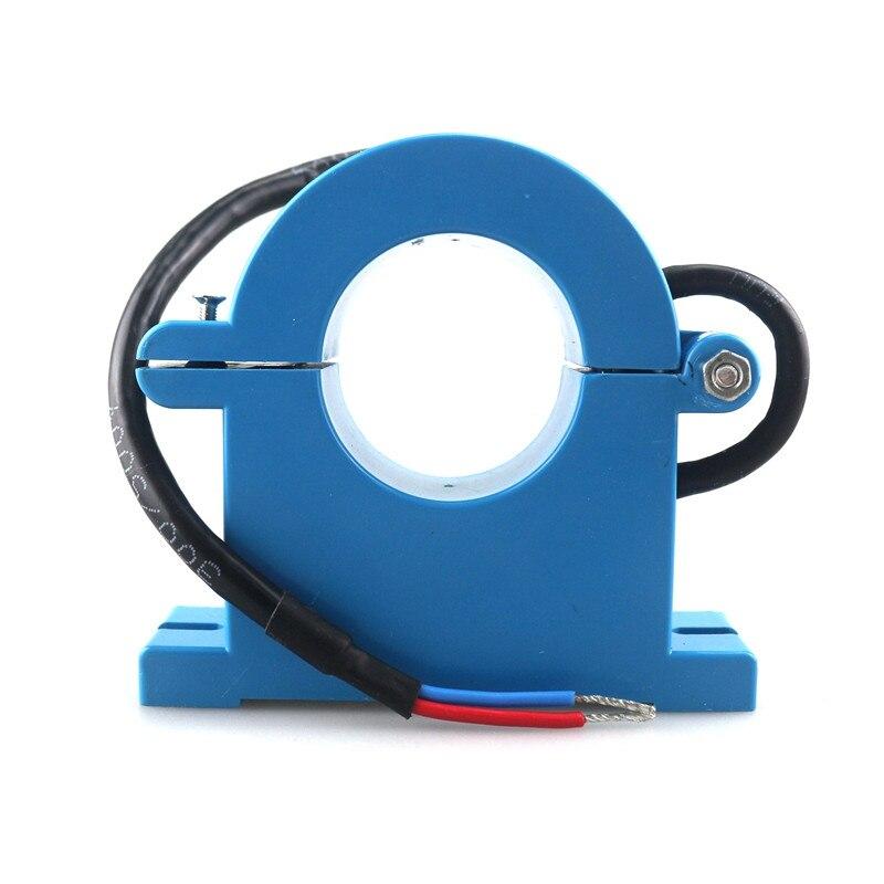 Non-Invasive  Split Core Current Transformer Coil Sensor for AC 500A 5A for Digital Ammeter Energy Meter<br><br>Aliexpress