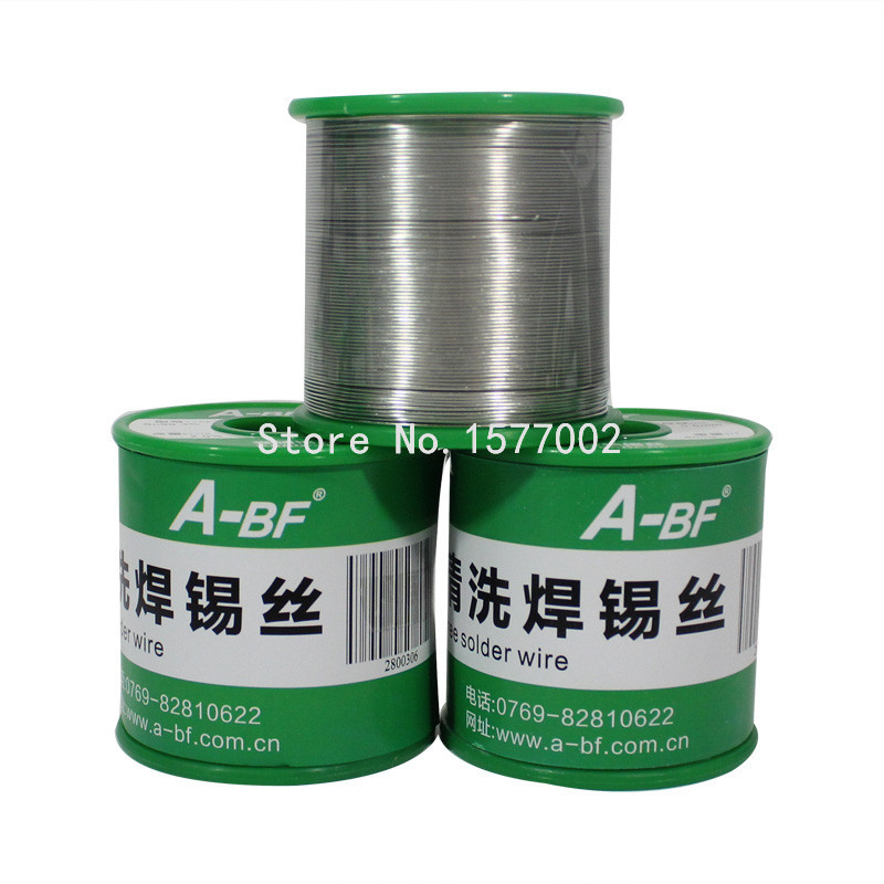 A-BF 0.6mm-0.8mm-1mm 800g Lead-free Tin Wire Melt Rosin Core Solder Soldering Wire Roll  Free shipping<br><br>Aliexpress