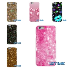 Colorful Glitter diamond crystal  Silicon Soft Phone Case For Sony Xperia Z Z1 Z2 Z3 Z5 compact M2 M4 M5 E3 T3 XA Aqua