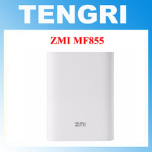 unlocked Zmi MF855 3G 4G lte hotspot 4G Wireless Wifi Router WITH 7800mAh Mobile Power Bank
