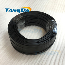 Tangda 50m Retardant self-regulating solar heating cable plus tropical water pipe heating cable with tropical 8MM A.