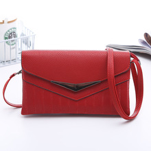 Buy 2017 Envelope Clutch Bag Handbags Women Leather Casual Female Women Bags Cross Body Bags Tote Famous brands Messenger Bag for $9.94 in AliExpress store