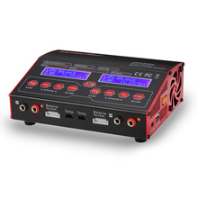 Lipo Charger RC Power UP240AC DUO 240W 2in1 LiPo NIMH NiCd Battery RC Helicopter Drone Balance Charger Discharger 18V DCInput