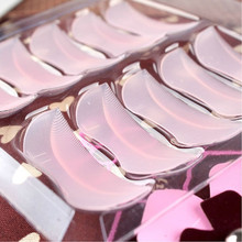 Eyelash Perming Curler Perm Curling Root Lifting False Fake Eyelash Shield Pad Free Shipping