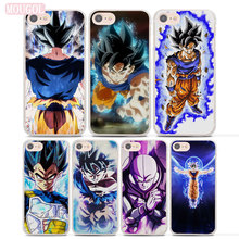 Buy MOUGOL dragon ball z goku ultra instinct Style Thin clear phone shell case Apple iPhone 8 8Plus 7 7Plus 6 6sPlus X SE 5 5s for $1.79 in AliExpress store