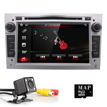 "7"" HD Touch Screen Car DVD Player GPS Navigation System For Opel Zafira B Vectra C D Antara Astra H G Combo 3G BT Radio Stereo"