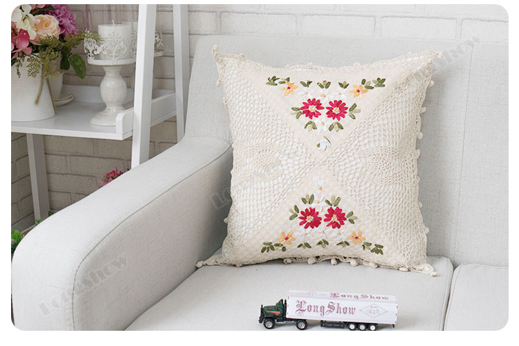 Pillow covers (2)