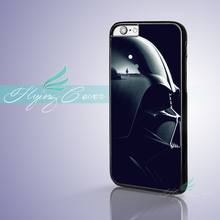 Capa Darth Vader Star Wars Coque Phone Cases for iPhone X 8 8Plus 7 6 6S 7 Plus 5S SE 5C 5 4S 4 Case for iPod Touch 6 5 Cover.(China)