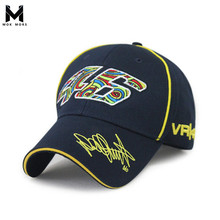 Hot! 2017 Fashion Summer Brand High quality cheap F1 Baseball Cap Hat For Men Women Casual 46 Embroidery Bone Hip Hop Snapback C(China)