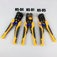 Cable Wire Stripper Cutter Crimper Automatic Multifunctional Crimping Stripping Plier Tools Electric Terminal Hand Tool