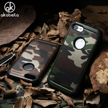 Buy AKABEILA Phone Cases Apple iPhone 7 Plus iPhone7 Plus A1661 A1784 iPhone 7 Pro Cover Military Camouflage Painted Bags Skin for $3.76 in AliExpress store