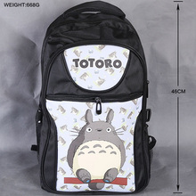 Anime Tonari no Totoro Cosplay  Anime campus student male and female backpack child birthday gift