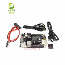 1 шт PC Cubieboard A20 Dual-core развитию, Cubieboard2 двухъядерный с 4 Гб Nand Flash(China)