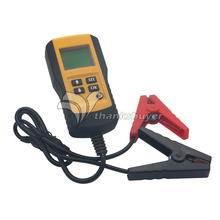 AE300 LCD Digital Car Battery Tester Load Life Tester Analyzer Automotive Diagnostic Tool(China)