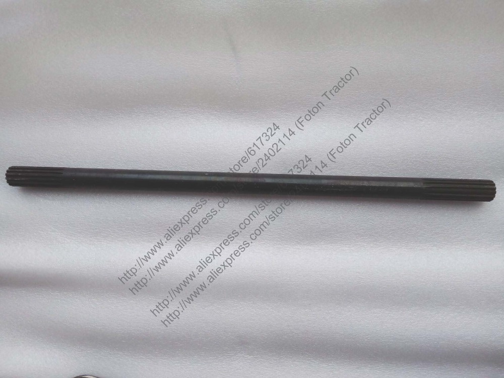 JINMA tractor 404 454 etc, the transmission shaft of power put off division, part number: 404.42.205<br>