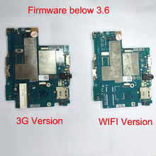 Firmware Below 3.6 Original USA 3G WiFi Motherboard for Playstation PS VITA PSVITA PSV 1000 1xxx Mainboard PCB Board Replacement