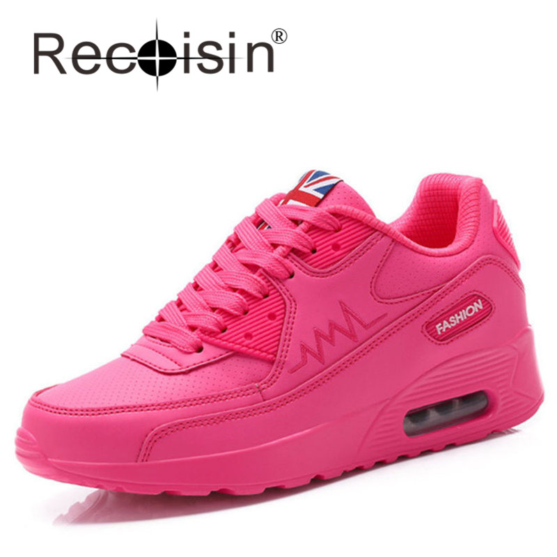 RECOISIN 20 Colors Women Casual Shoes Colored Drawing Breathable Walking Shoes Air Cushion Shoes Zapatillas Deportivas Mujer 956<br><br>Aliexpress