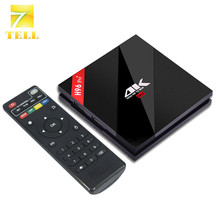 H96 PRO+ 3GB/32GB 2GB/16G 3GB/16GB Amlogic S912 Octa Core Android 7.1 Dual Wifi 4K Gigabit Ethernet BT4.1 KDOI 17.0 Smart TV Box(China)