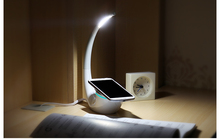 Nillkin Wireless Charger Table Lamp Function Wireless Charger For iphone Samsung LG Etc. Qi Standard Mobile Digital Devices(China)