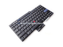 FREE SHIPPING Original Lenovo thinkpad Z60M Z60T Z61E Z61M Z61P Z61T keyboard US version(China)