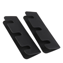 2Pcs Outdoor Durable Boat Seat Hook Clip for Inflatable Boat Rib Dinghy Kayak Black Water Sports Fishing Rowing Boats Accessory(China)
