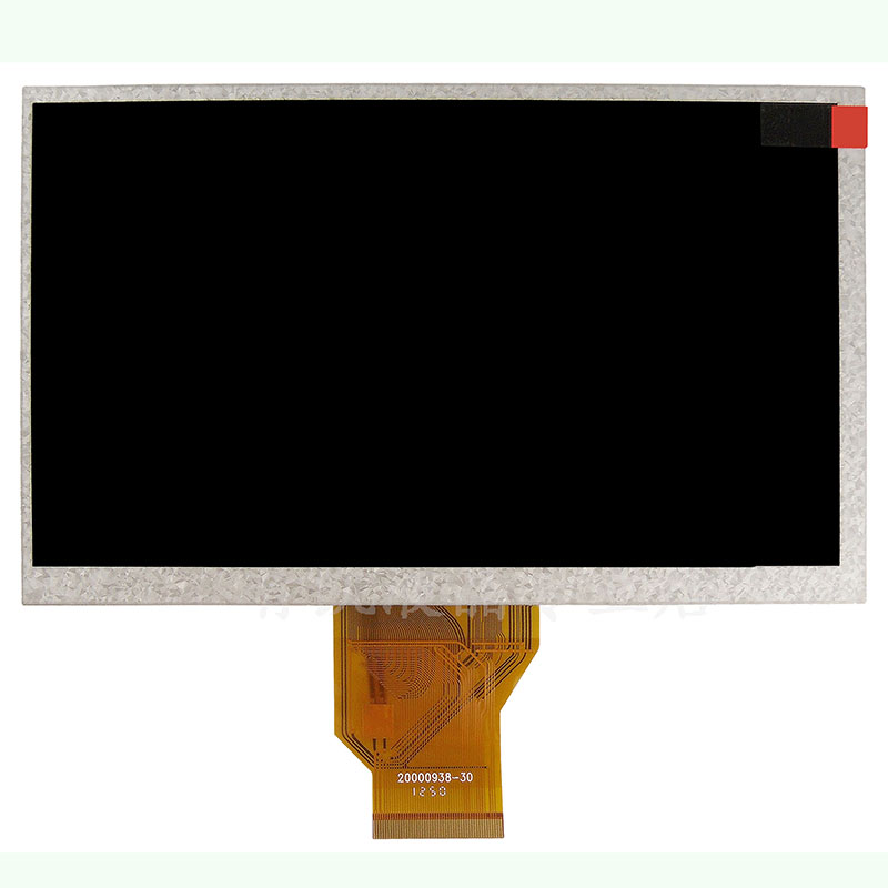 NEW 7inch TFT lcd display LCM AT070TN90 V.1 AT070TN92 800*480 resolution thickness 5mm TFT for Car DVD<br><br>Aliexpress