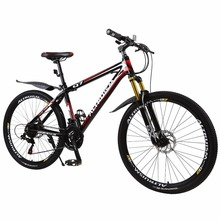 Altruism Q7 Mountain Bike 21 Speed 26 Inch Men&Women High Quality BIikes Double Disc Brake Bicycle Road bicycles(China)