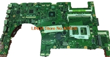 Laptop motherboards For ASUS G750J G750JW I7-4700HQ 60NB00M0-MB4060 DDR3 REV:2.1 Mainboard 100% NEW(China)