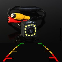 Buy Parking Car Rear View Camera Backup 12LED HD CCD Night Vision Light Waterproof Function for $7.51 in AliExpress store