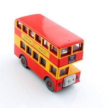 Bulgy Thomas and friends trains toys Trackmaster Railway Bus diecast alloy magnetic tomas metal models thomas the tank engine(China)